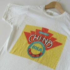 Vintage 80s Tainfu China Cola Soda Men's Unisex T-Shirt Screen Stars Soft Thin