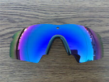 Purple polarized Replacement Lenses for oakley M Frame 2.0/nose clip