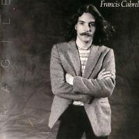 Francis Cabrel CD Fragile - France (EX+/EX+)