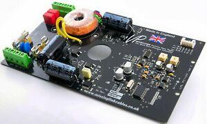 Linn Sondek LP-12,  Power supply, Vinyl Passion Revolution 2 speed power supply