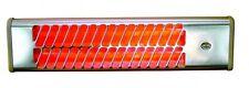 Chauffage Radiateur HALOGENE Mural  220V/1500W- WARM TECH - RHM15002 -74118730