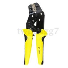 Ratchet Crimping Pliers Pin Plug Spring Terminal Multifunction Tool JX-1601-08