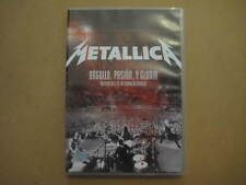 METALLICA Orgullo, Pasión, Y Gloria MEXICO DVD 2009 - 00602527287638 - NEAR MINT