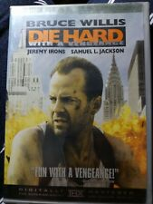 Die Hard 3: Die Hard With a Vengeance (Dvd, 2002, 2-Disc Set, Special Edition C…