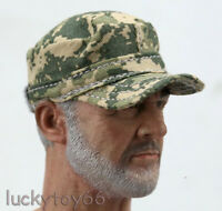 """1/6 Scale Soldier Male Leisure Baseball Cap Camo Hat For 12"""" Action Figure Toys"""