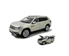 1/18 1:18 Scale VW Volkswagen Teramont Altas 2017 Silver Diecast Model Car Paudi
