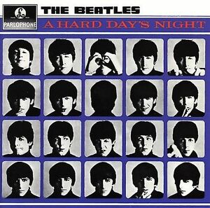 A Hard Day's Night/Things We Said Today [Single] by The Beatles (CD, Aug-1989, C