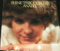 ANABEL Shine Through Me LP PRIVATE FEMME XIAN FOLK