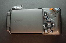Canon Eos Rebel T3i 600D Couvercle Arrière de Rechange Réparation