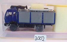 Roskopf 1/87 453 Mercedes Benz Bachert LKW THW Rüstwagen OVP #3002