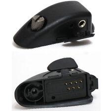 Audio Earpiece Adaptor for Motorola Radio GP328 GP340 HT1250 2 PIN M connector