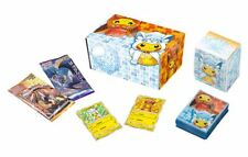 Pokemon Card GX Vulpix Poncho Pikachu Special Box Japan with Tracking