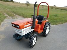 Kleintraktor Kubota B1500, Optional mit Anbaugeräte