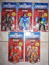 MOTU - NEW FOR 20 LOT - He-Man, Beast Man, Skeletor, Trap Jaw, Scare Glow
