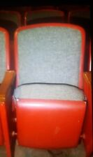 Movie Theater Seats - Vintage - Art Deco - Antique - THEATER SEATS CHAIRS