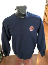 MENS XLarge Pull Over Sweatshirt CFB/BFC Borden Canadian Forces Fire Fighting