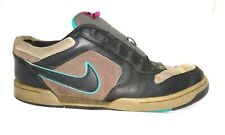 b1d90320bca4 Nike Skeet Men s Skater Shoes Size 11.5 Gray Brown Tan In great Condition