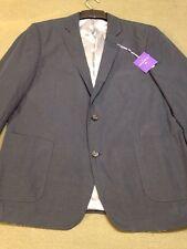 The Savile Row Co. London Hyde Park Mens Blazer Jacket Sport Coat Size 46 Long