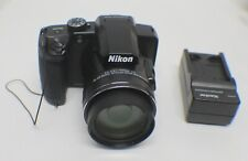 Nikon Coolpix B600 16MP Point & Shoot 60x Digital Camera - Black