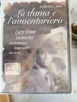 DVD Film LA DONNA E L'AVVENTURIERO Cary Grant   nuovo