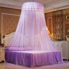 Hanging Bed Netting Canopy Mosquito Net for Twin Single Double Home Bedroom Dorm