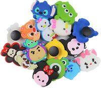 16 pcs Cartoon Shoe Charms for Croc & Bracelet & shoes Wristband Kids Party