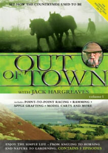 Out of Town, Vol. 1 With Jack Hargreaves [DVD] Free UK Post