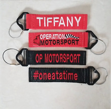 Operation Motorsport Official Set of Luggage tags