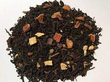 Cinnamon Orange Winter Spice Black Loose Leaf Tea 4oz 1/4 lb