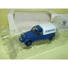 CITROEN 2CV FOURGONNETTE 1952 VEHICULE AIR FRANCE NOREV 1:43