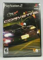 Corvette (Sony PlayStation 2, 2004) New sealed !