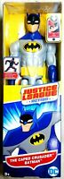 "DC Comics Justice League Batman Caped Crusader 12"" 30cm Titan Action Figure Toy"