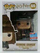 Funko Pop! Movies Harry Potter 2018 Fall Convention Hermione #69 + Pop Protector