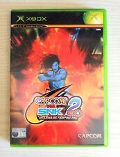 Capcom Vs SNK 2 EO  Millionaire Fighting 2001 - XBOX PAL ITA
