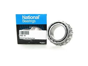 NEW National Wheel / Differential Bearing Cone 2788 Land Rover Toyota 1950-1975