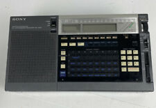 Sony ICF-2010 AM Air/FM/LW/MW/SW PLL Synthesized Shortwave Receiver ICF2010