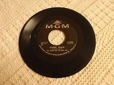 MEMPHIS BILL ROBIN AND THE BLUE JAYS CAMEL WALK/MY BLUE HEAVEN MGM 12994