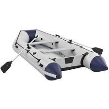 Schlauchboot Paddelboot mit Aluboden Sportboot Angelboot Boot Ruderboot 380 cm
