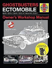 Ghostbusters Ectomobile Haynes Owners Workshop Manual Ecto-1 Ecto-1a Ecto-2