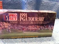 NOS 1991 PRO SET PGA TOUR SET COLLECTOR CARDS