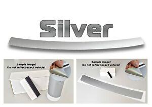 Rear Bumper Protection Vinyl Film Carbon Fibre Style for Mercedes-Benz model