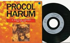 PROCOL HARUM 45 TOURS FRANCE A WHITER SHADE OF PALE