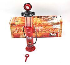 Action #8 Earnhardt Jr Budweiser 1999 Diecast Gas Pump Bank 1:16