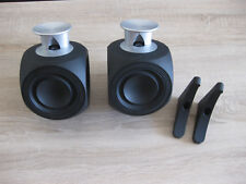 Bang & Olufsen B&O Beolab 3 MK2 Aktiv Lautsprecher + Wandhalterungen !! TOP