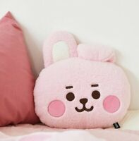 COOKY [BT21 BABY] Boucle Face Cushion Size 32cm - Official Authentic Goods
