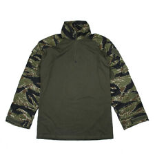 TMC ORG Cutting G3 Combat Shirt ( Green Tigerstripe) for Airsoft &Paintball Game