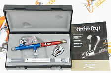 Harder & Steenbeck Infinity Chameleon #1 2in1 0.2+0.4 nozzle aluminum Airbrush
