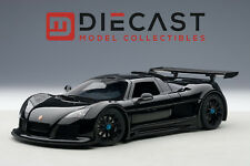 AUTOART 71301 GUMPERT APOLLO, GLOSSY BLACK 1:18TH SCALE