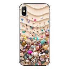 Beautiful Beach Pattern Ultra Thin Soft TPU Phone Case Cover For Iphone 8PLUS