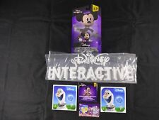 DISNEY INFINITY D23 MICKEY KINGDOM HEARTS POWER DISC COMPLETE BAG ONLY 1 ONLINE